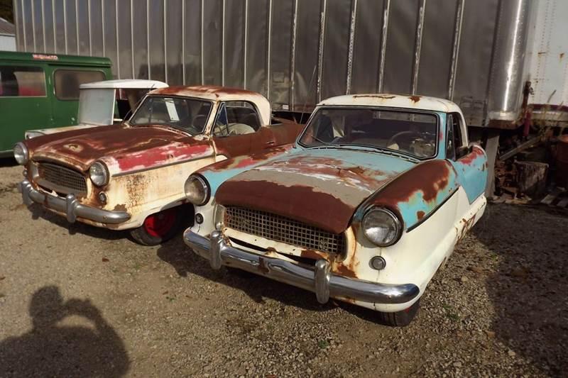 1958 Nash Metropolitan for sale at Pro Muscle Car Inc in Geneva OH