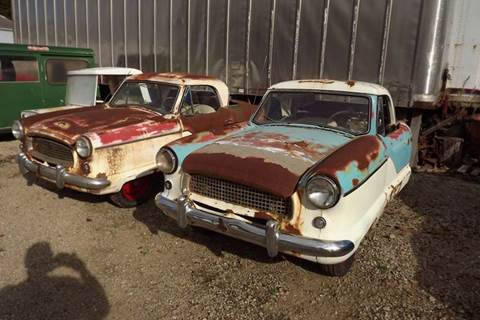 1958 Nash Metropolitan for sale at Pro Muscle Car Inc in Geneva OH