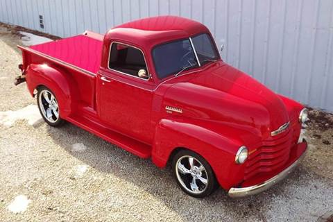 1949 Chevrolet 3100 for sale at Pro Muscle Car Inc in Geneva OH