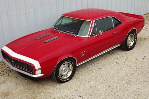 1967 Chevrolet Camaro for sale at Pro Muscle Car Inc in Geneva OH
