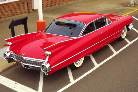1959 Cadillac Series 62 for sale in Geneva, OH