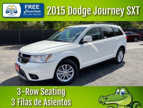 2015 Dodge Journey for sale in Houston, TX