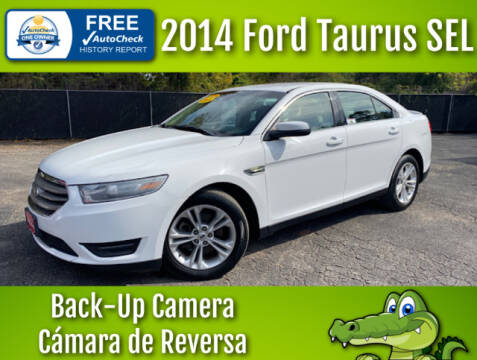 2014 Ford Taurus for sale in Houston, TX