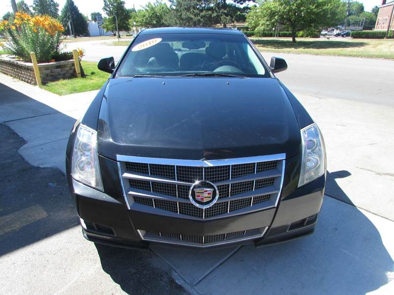 2010 Cadillac CTS for sale at Twins Auto Sales Inc - Redford Lot in Redford MI