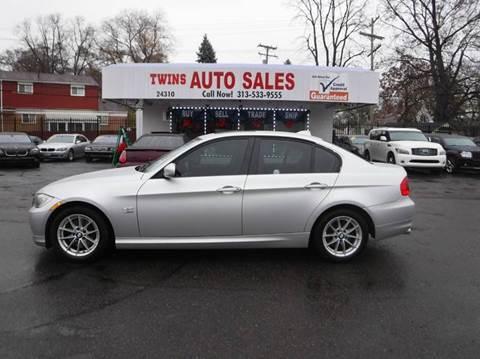 2010 BMW 3 Series for sale at Twins Auto Sales Inc - Detroit Lot in Detroit MI