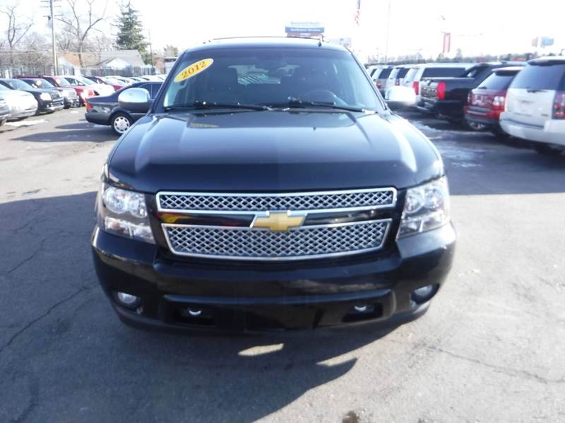 2012 Chevrolet Tahoe for sale at Twins Auto Sales Inc - Detroit Lot in Detroit MI