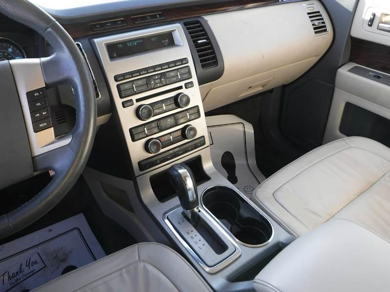 2009 Ford Flex for sale at Twins Auto Sales Inc - Detroit Lot in Detroit MI