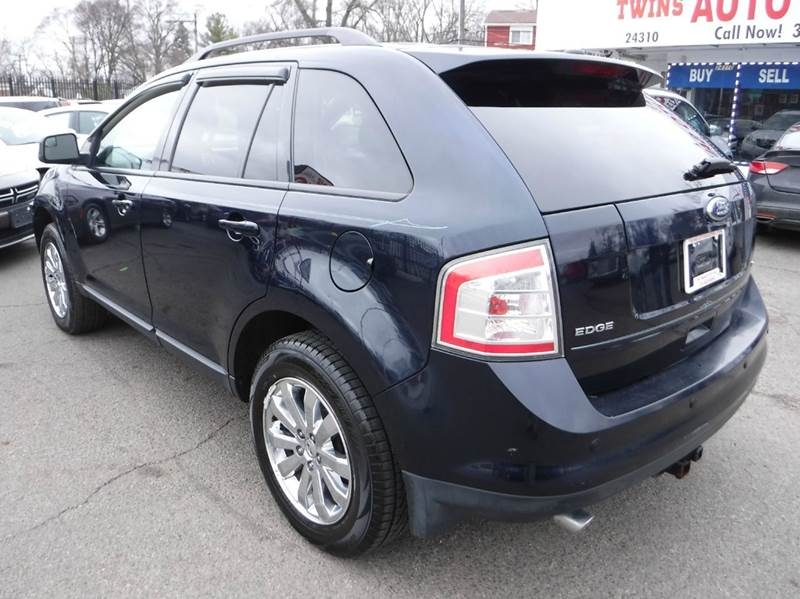 2010 Ford Edge for sale at Twins Auto Sales Inc - Detroit Lot in Detroit MI