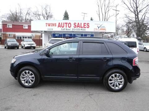 2010 Ford Edge for sale at Twins Auto Sales Inc - Detroit Lot in Detroit MI