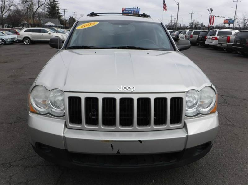 2009 Jeep Grand Cherokee for sale at Twins Auto Sales Inc - Detroit Lot in Detroit MI