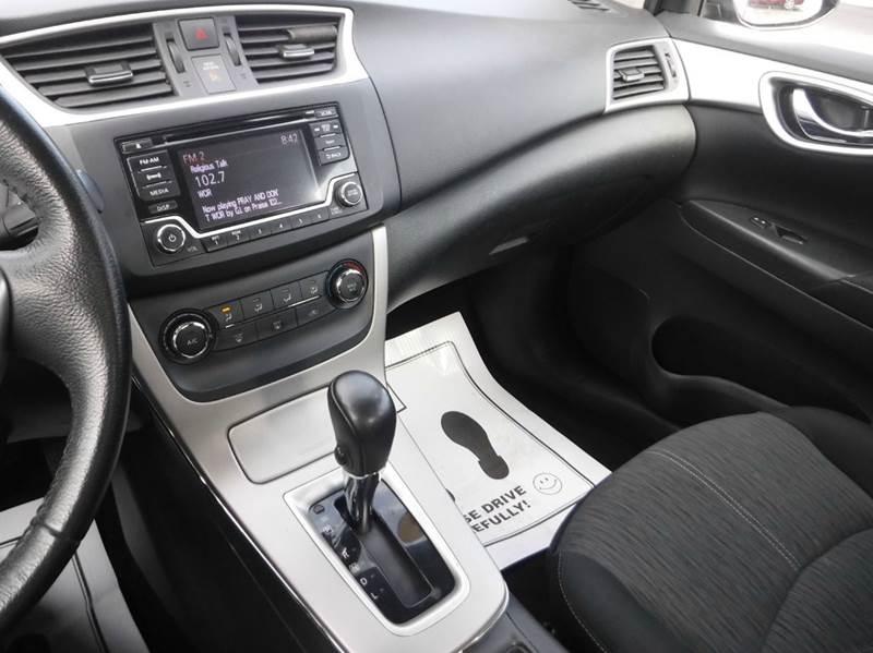 2015 Nissan Sentra for sale at Twins Auto Sales Inc - Detroit Lot in Detroit MI