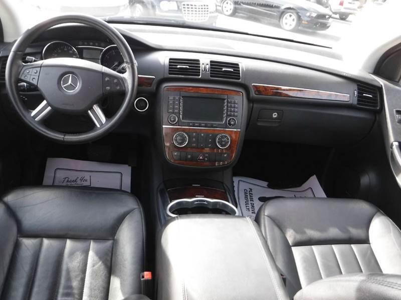 2006 Mercedes-Benz R-Class for sale at Twins Auto Sales Inc - Detroit Lot in Detroit MI