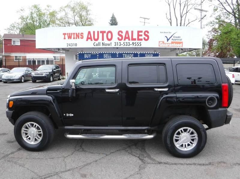 2006 HUMMER H3 for sale at Twins Auto Sales Inc - Detroit Lot in Detroit MI