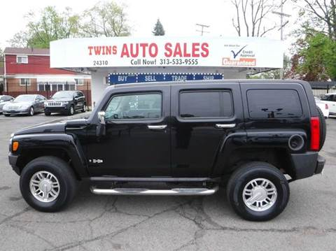 2006 HUMMER H3 for sale at Twins Auto Sales Inc - Detroit Lot in Detroit MI