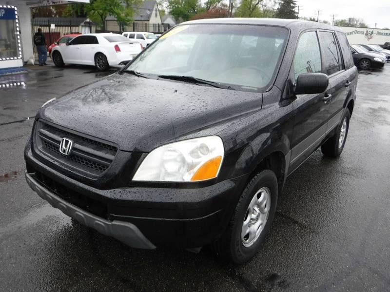 2005 Honda Pilot for sale at Twins Auto Sales Inc - Detroit Lot in Detroit MI