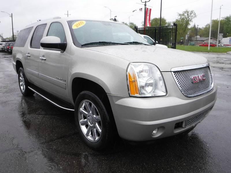 2009 GMC Yukon XL for sale at Twins Auto Sales Inc - Detroit Lot in Detroit MI