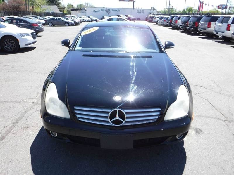 2006 Mercedes-Benz CLS for sale at Twins Auto Sales Inc - Detroit Lot in Detroit MI