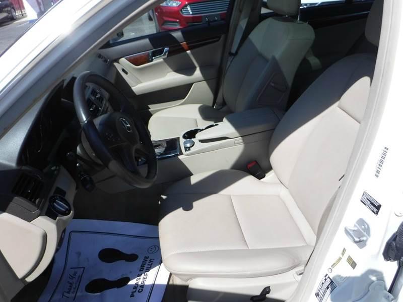 2010 Mercedes-Benz C-Class for sale at Twins Auto Sales Inc - Detroit Lot in Detroit MI