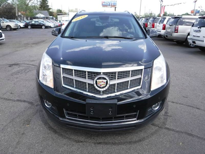2010 Cadillac SRX for sale at Twins Auto Sales Inc - Detroit Lot in Detroit MI