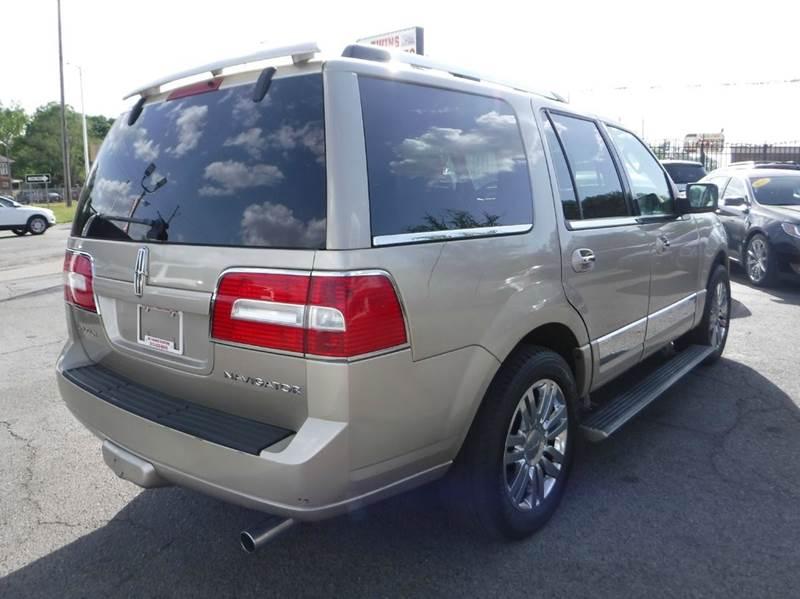 2007 Lincoln Navigator for sale at Twins Auto Sales Inc - Detroit Lot in Detroit MI
