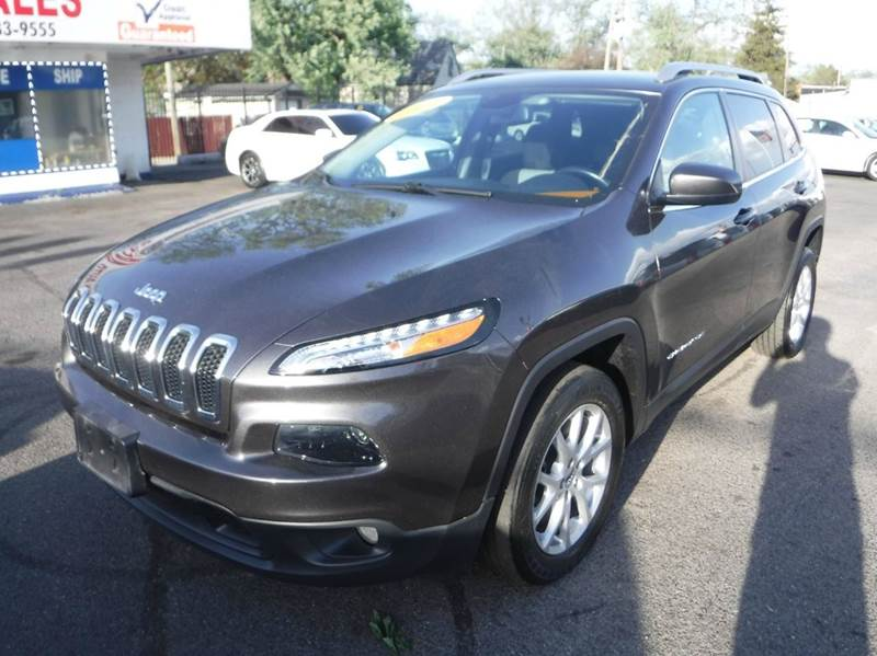 2014 Jeep Cherokee for sale at Twins Auto Sales Inc - Detroit Lot in Detroit MI