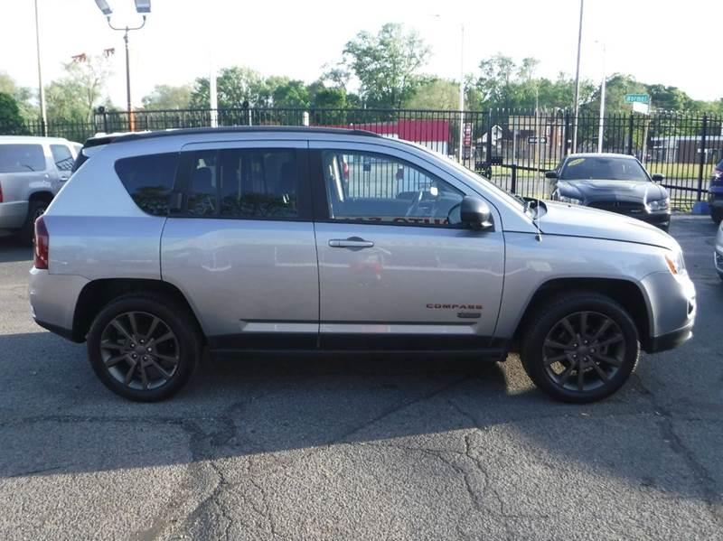 2016 Jeep Compass for sale at Twins Auto Sales Inc - Detroit Lot in Detroit MI
