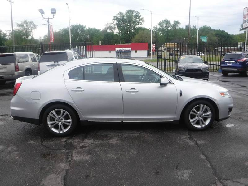 2011 Lincoln MKS for sale at Twins Auto Sales Inc - Detroit Lot in Detroit MI