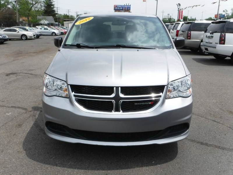 2015 Dodge Grand Caravan for sale at Twins Auto Sales Inc - Detroit Lot in Detroit MI