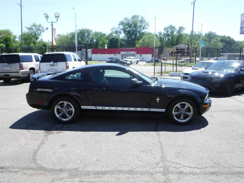 2006 Ford Mustang for sale at Twins Auto Sales Inc - Detroit Lot in Detroit MI