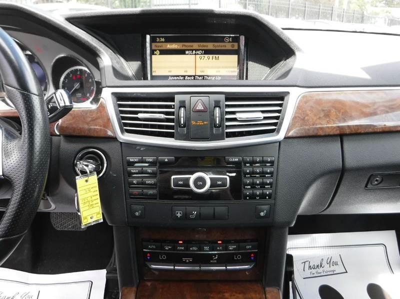 2012 Mercedes-Benz E-Class for sale at Twins Auto Sales Inc - Detroit Lot in Detroit MI