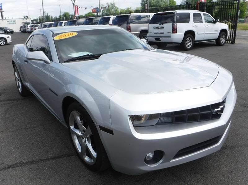 2010 Chevrolet Camaro for sale at Twins Auto Sales Inc - Detroit Lot in Detroit MI