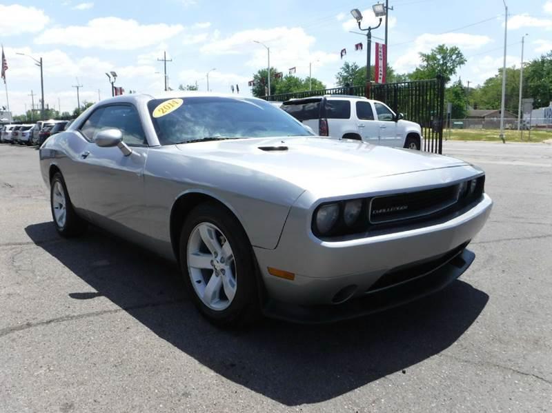 2014 Dodge Challenger for sale at Twins Auto Sales Inc - Detroit Lot in Detroit MI