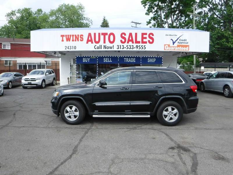 2011 Jeep Grand Cherokee for sale at Twins Auto Sales Inc - Detroit Lot in Detroit MI