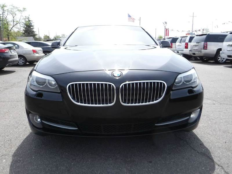 2012 BMW 5 Series for sale at Twins Auto Sales Inc - Detroit Lot in Detroit MI