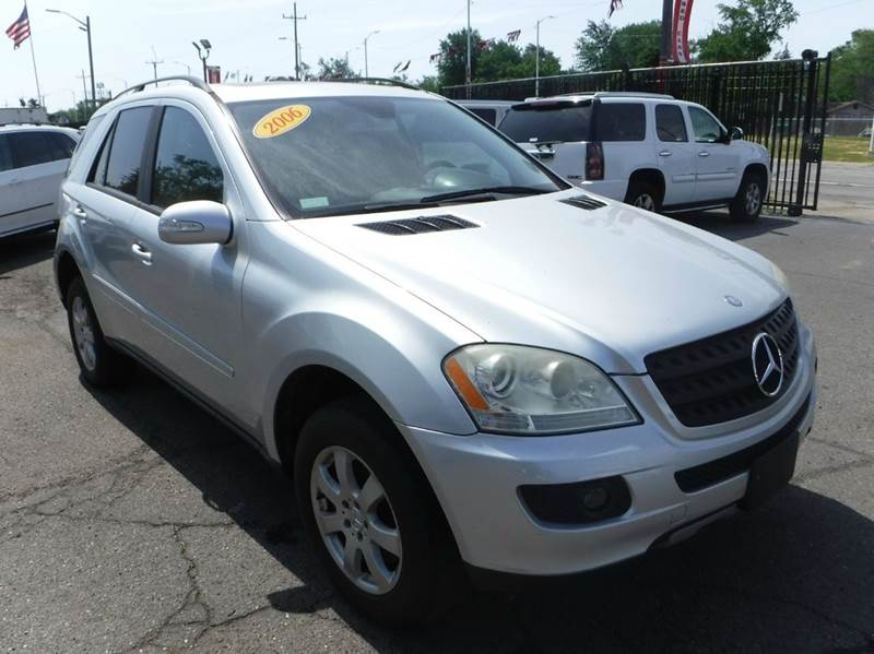 2006 Mercedes-Benz M-Class for sale at Twins Auto Sales Inc - Detroit Lot in Detroit MI
