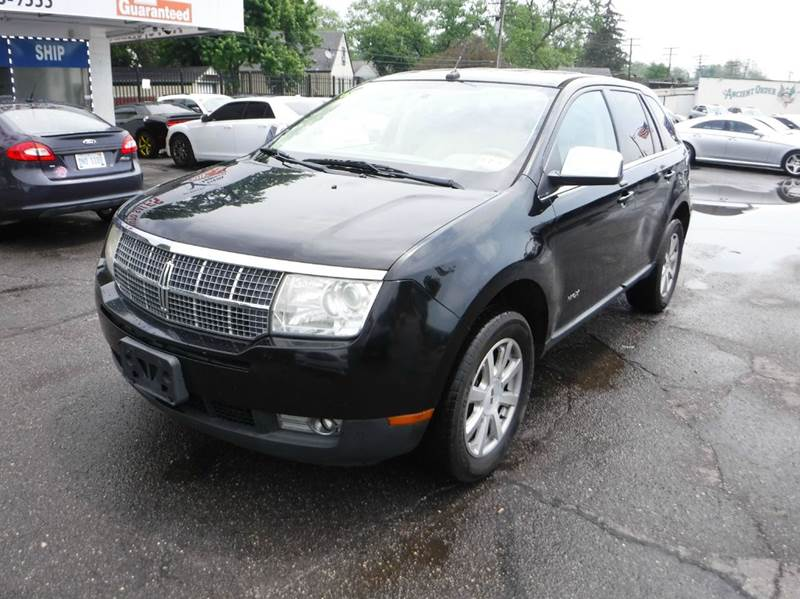 2007 Lincoln MKX for sale at Twins Auto Sales Inc - Detroit Lot in Detroit MI