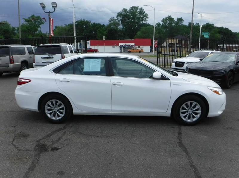 2015 Toyota Camry Hybrid for sale at Twins Auto Sales Inc - Detroit Lot in Detroit MI