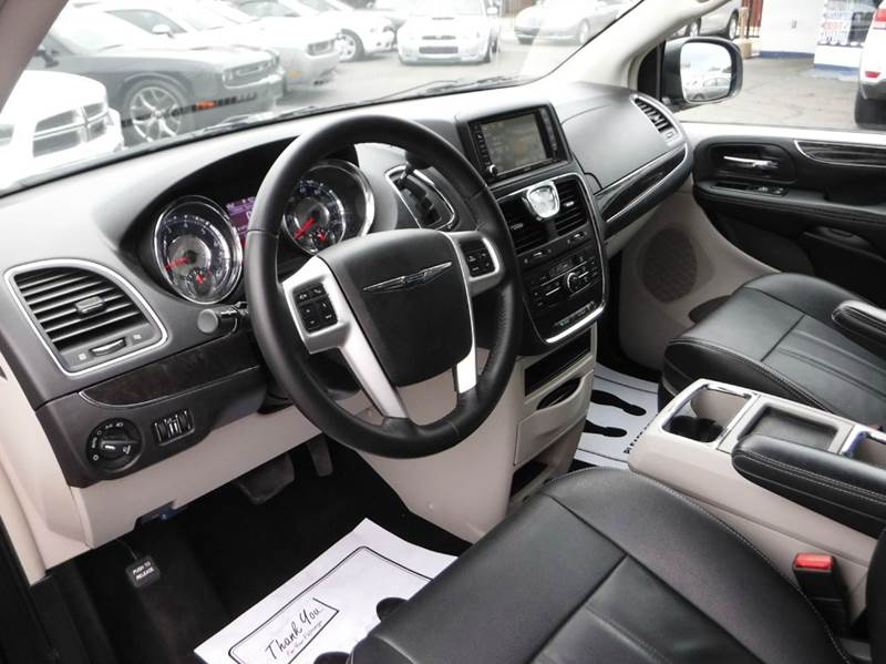 2015 Chrysler Town and Country for sale at Twins Auto Sales Inc - Detroit Lot in Detroit MI