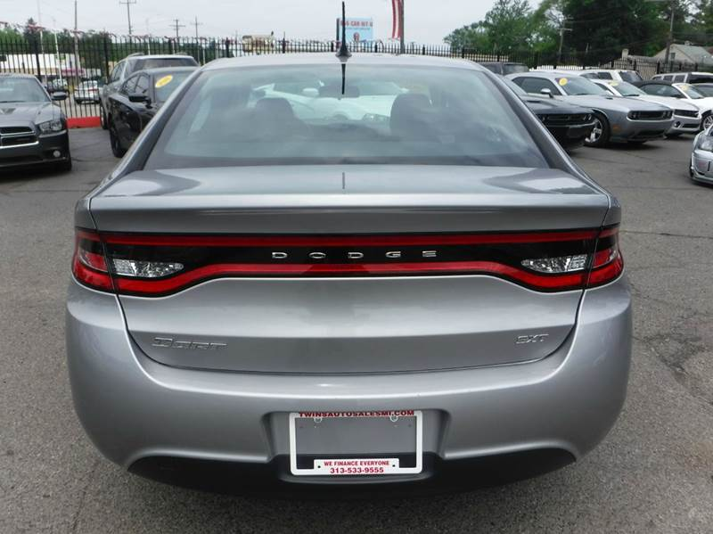 2016 Dodge Dart for sale at Twins Auto Sales Inc - Detroit Lot in Detroit MI