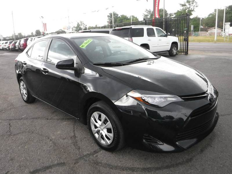 2017 Toyota Corolla for sale at Twins Auto Sales Inc - Detroit Lot in Detroit MI