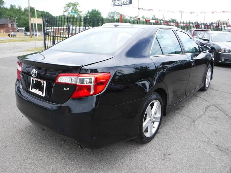 2014 Toyota Camry for sale at Twins Auto Sales Inc - Detroit Lot in Detroit MI