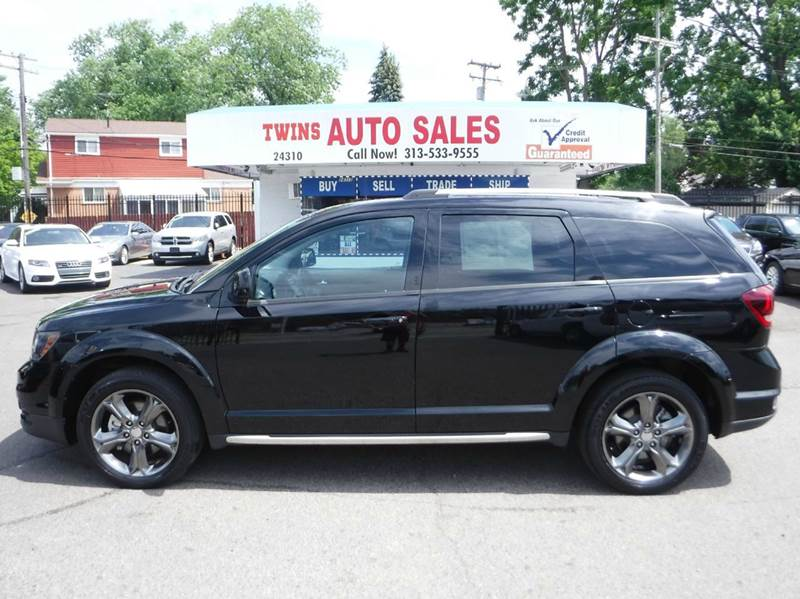 2015 Dodge Journey for sale at Twins Auto Sales Inc - Detroit Lot in Detroit MI