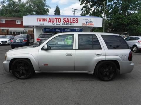 2007 Chevrolet TrailBlazer for sale at Twins Auto Sales Inc - Detroit Lot in Detroit MI