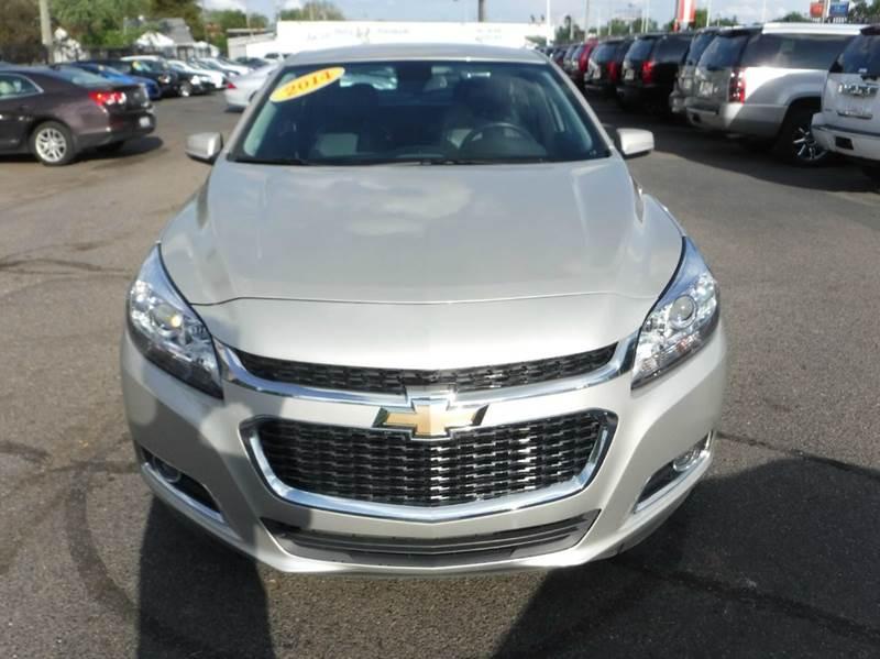 2014 Chevrolet Malibu for sale at Twins Auto Sales Inc - Detroit Lot in Detroit MI