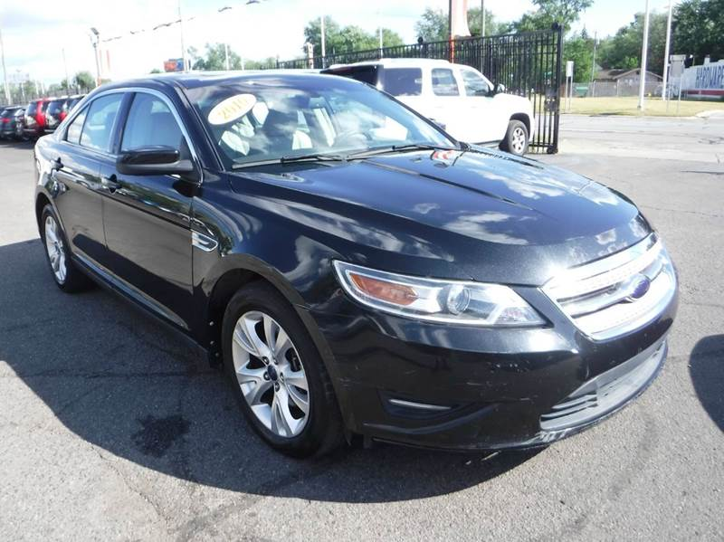 2010 Ford Taurus for sale at Twins Auto Sales Inc - Detroit Lot in Detroit MI