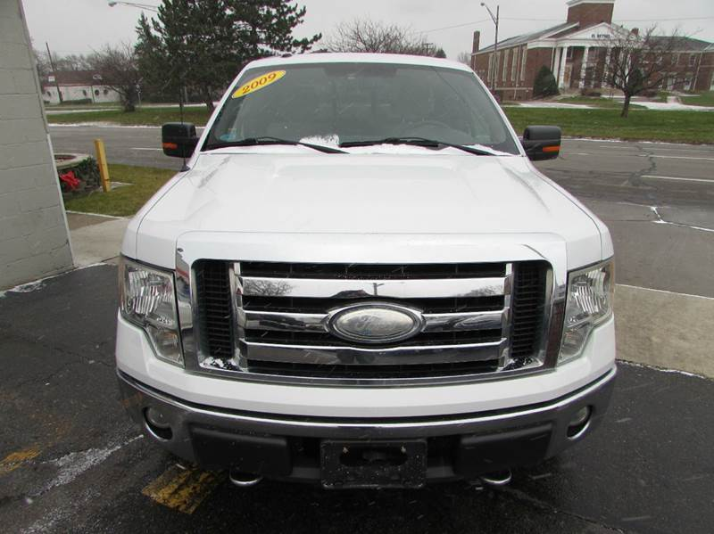 2009 Ford F-150 for sale at Twins Auto Sales Inc - Redford Lot in Redford MI