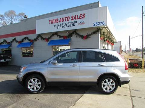 2007 Honda CR-V for sale at Twins Auto Sales Inc - Redford Lot in Redford MI