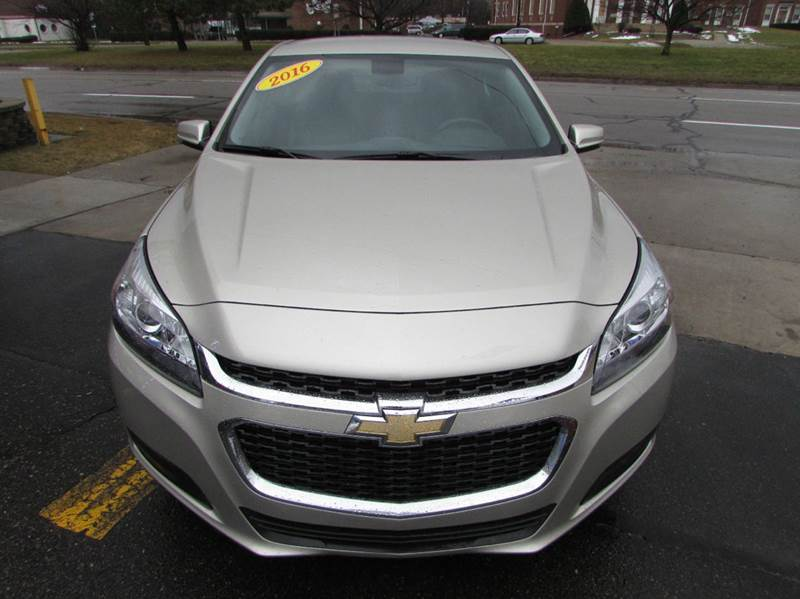 2016 Chevrolet Malibu Limited for sale at Twins Auto Sales Inc - Redford Lot in Redford MI