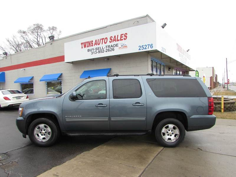 2010 Chevrolet Suburban for sale at Twins Auto Sales Inc - Redford Lot in Redford MI