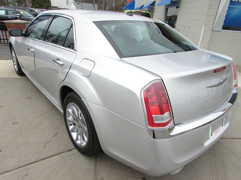 2012 Chrysler 300 for sale at Twins Auto Sales Inc - Redford Lot in Redford MI